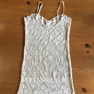 Tops - Lace cami